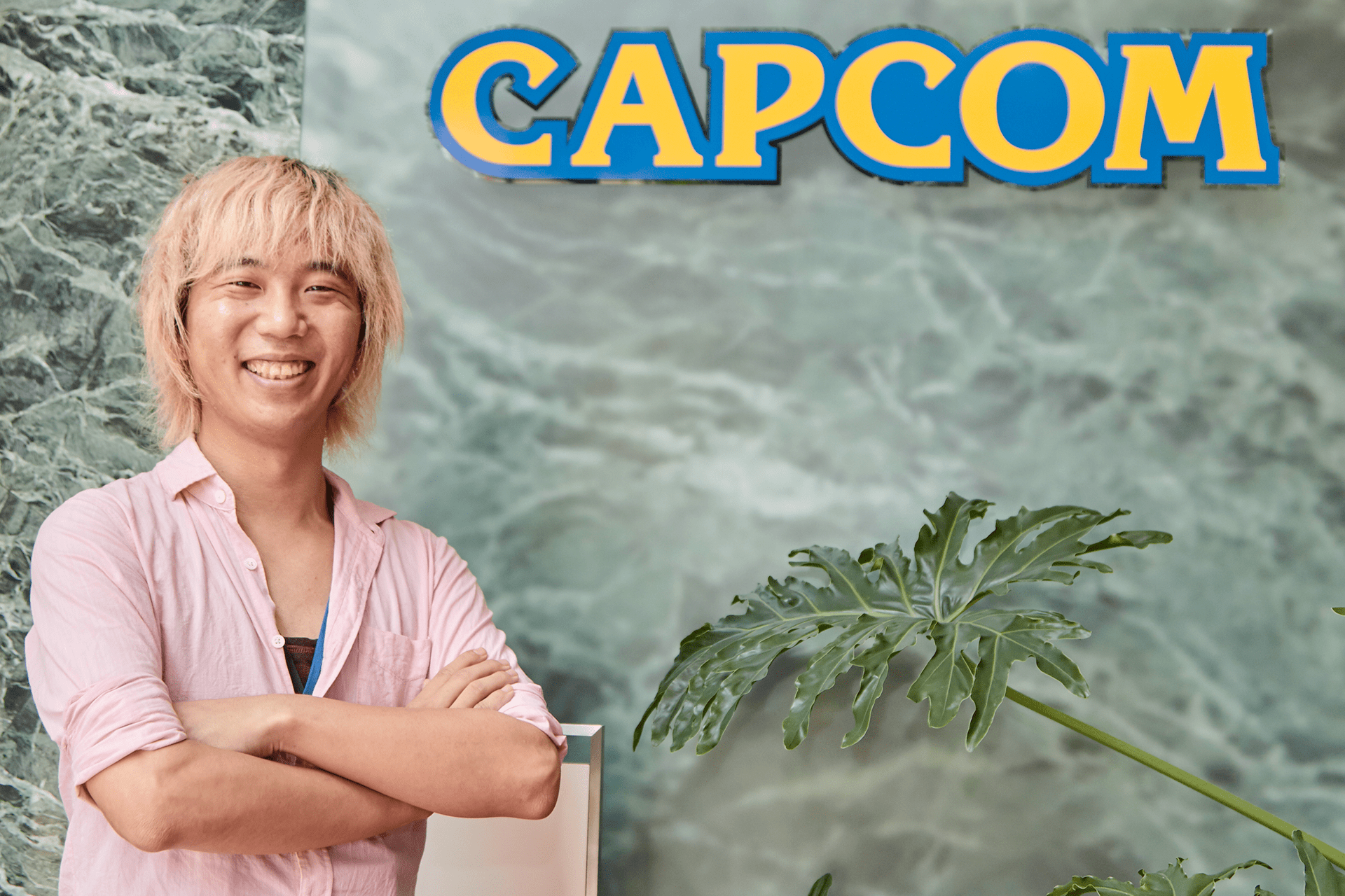 Capcom main