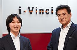 株式会社i-Vinci